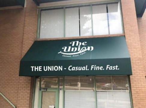 The union is the best family style casual restaurant in McLean